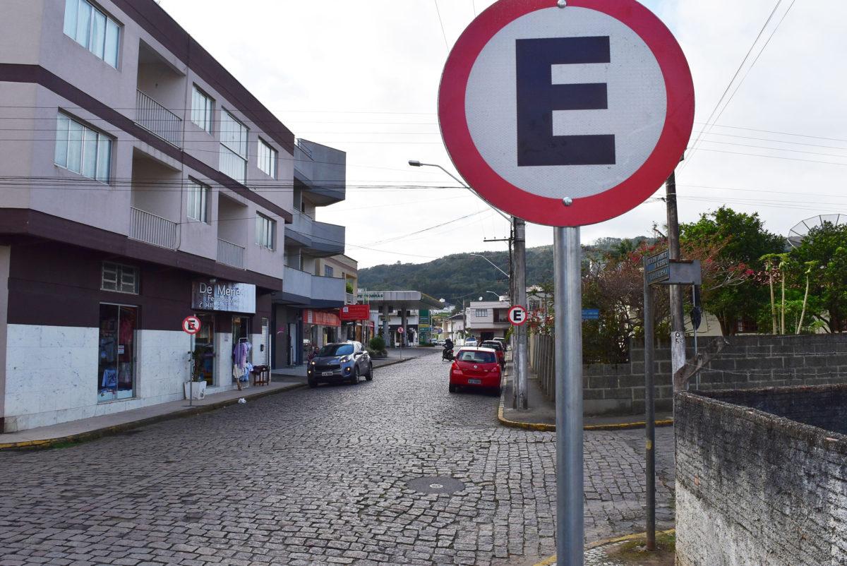 Governo Municipal trabalha na reestruturação do trânsito em Siderópolis