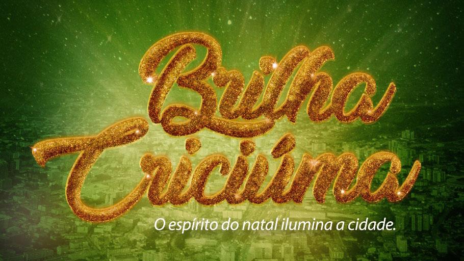 Natal: 'Brilha Criciúma' inicia na próxima segunda-feira na Praça Nereu Ramos