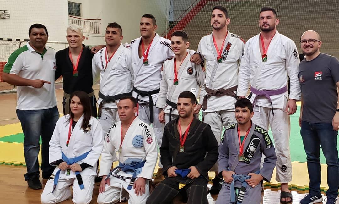 Jiu-jitsu: o esporte que tem ganhado força em Criciúma