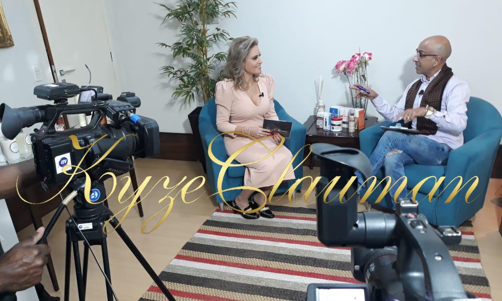 Kyze Clauman Você Mais Jovem by Lee Montenegro programa de estreia
