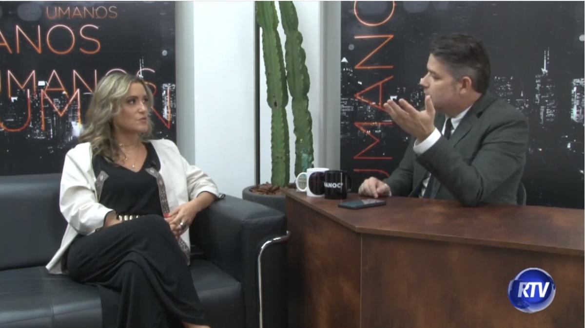 Kyze Clauman fala no novo programa no uMANOs Talk Show
